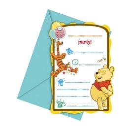Winnie - Micimackós Parti Meghívó