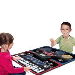 Zenélő Szőnyeg – Zongora- és Dobszőnyeg Gyerekeknek