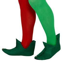 Zöld Manó Cipő Jelmez Kiegészítő