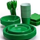 Zöld Asztalteríték